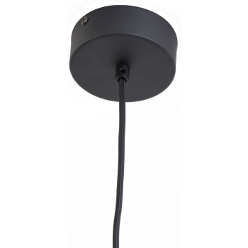 Hanging fixture 1 Matte anthracite grey