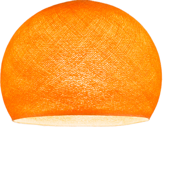 Coupole Orange allumée