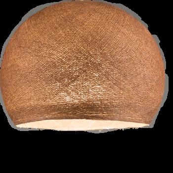 cuoio - Coprilampada cupole - La Case de Cousin Paul
