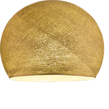 Lampenschirme Einzeln Kuppeln Maulwurfgrau - Lampenschirm Kuppel  - La Case de Cousin Paul