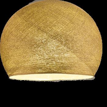 moleskin - Lampshades cupolas - La Case de Cousin Paul