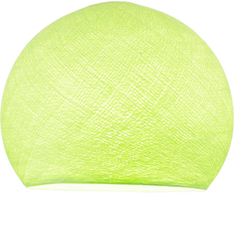 verde almendra - Pantallas Individuales cupulas - La Case de Cousin Paul
