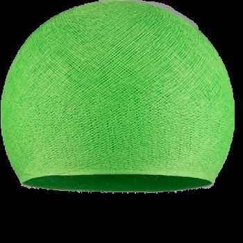 Lampenschirme Einzeln Kuppeln Knallgrün - Lampenschirm kuppeln - La Case de Cousin Paul
