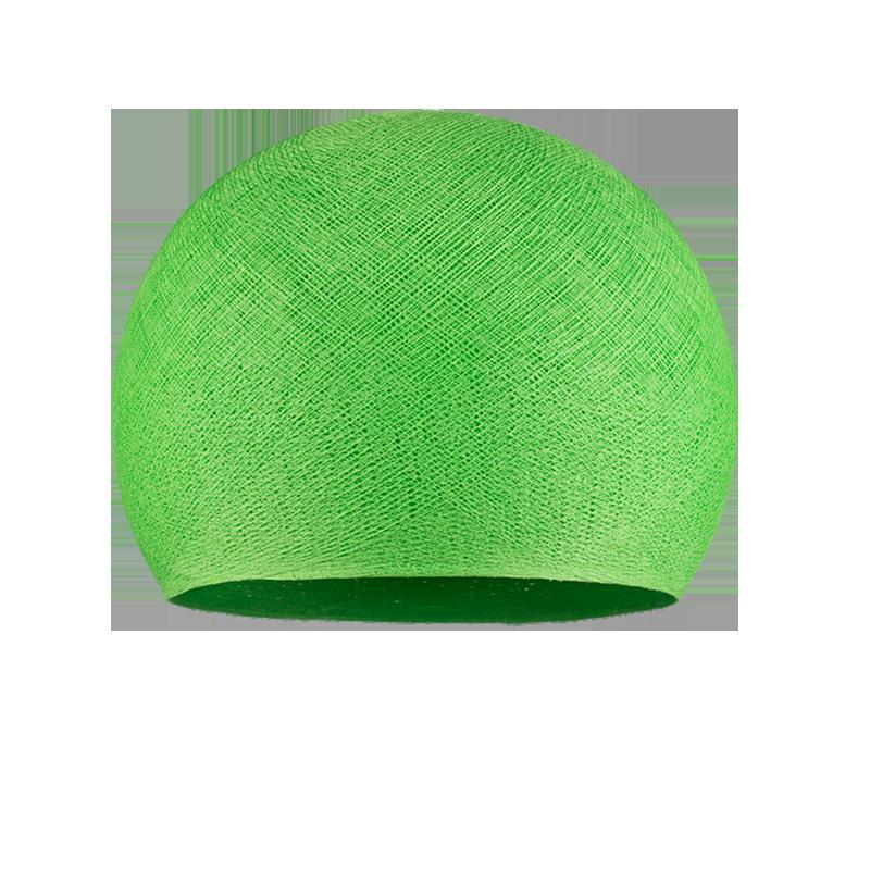 verde eléctrico - Pantallas Individuales cúpulas - La Case de Cousin Paul