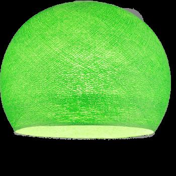 Lampenschirme Einzeln Kuppeln Knallgrün - Lampenschirm Kuppel  - La Case de Cousin Paul