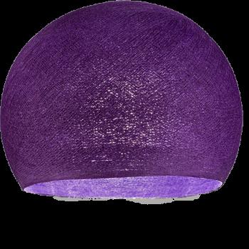 donkerparma - Lampenkappen Los koepellampen - La Case de Cousin Paul