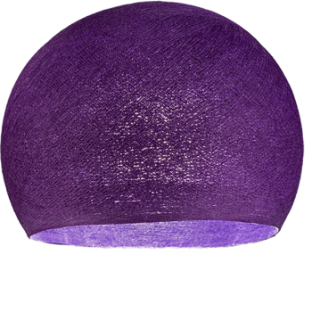Lampenschirme Einzeln Kuppeln Parma Dunkel - Lampenschirm kuppeln - La Case de Cousin Paul