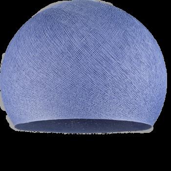 lavendel - Lampenschirm kuppeln - La Case de Cousin Paul
