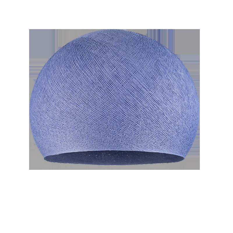 Lampenschirme Einzeln Kuppeln Lavendel - Lampenschirm kuppeln - La Case de Cousin Paul