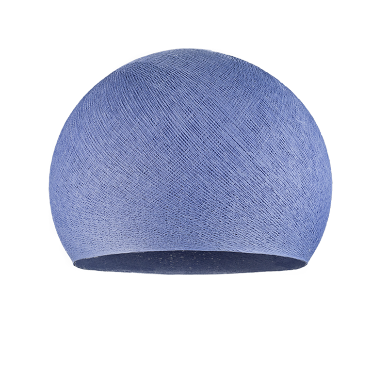 lavender - Lampshades cupolas - La Case de Cousin Paul