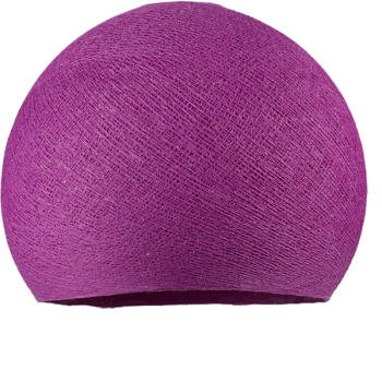 violeta cardinal - Pantallas Individuales cupulas - La Case de Cousin Paul