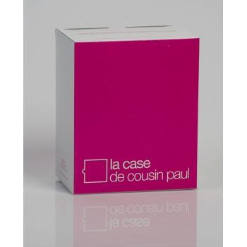 suspensión triple cable tejido negro - Accesorios para lamparas - La Case de Cousin Paul
