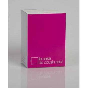 dubbel ophangsysteem van zwart geweven snoer - Accessoires voor verlichting - La Case de Cousin Paul