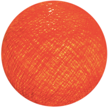 naranja eléctrico - Bolas Premium - La Case de Cousin Paul