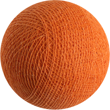 arancio - Palle Premium - La Case de Cousin Paul