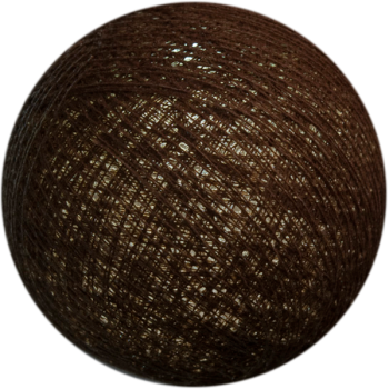 copper brown - Premium balls - La Case de Cousin Paul