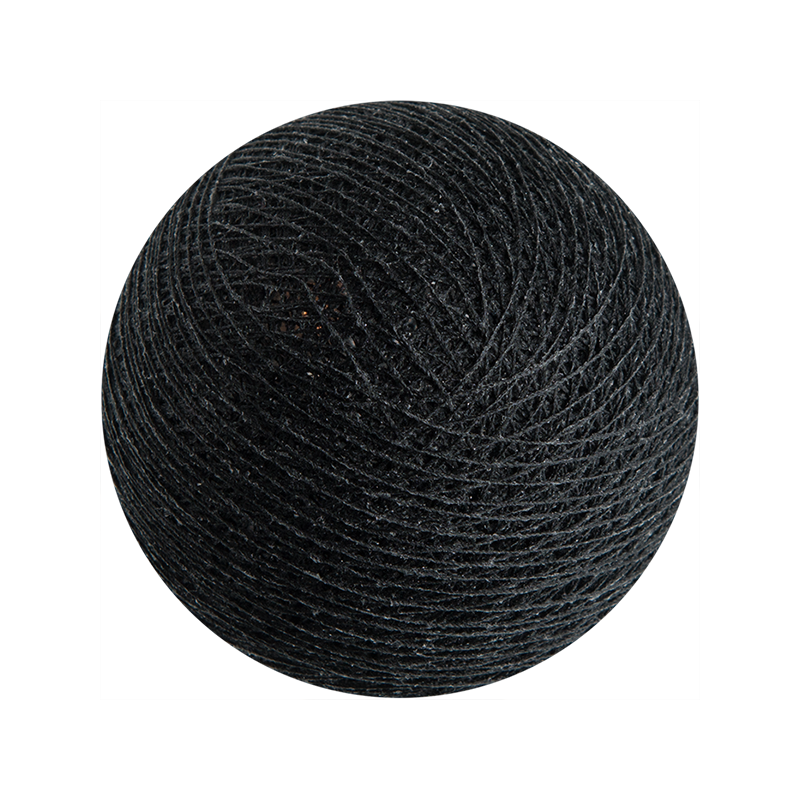 zwart - Premium ballen - La Case de Cousin Paul