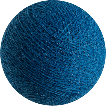 azul rey - Bolas Premium - La Case de Cousin Paul