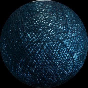 eendenblauw - Premium ballen - La Case de Cousin Paul