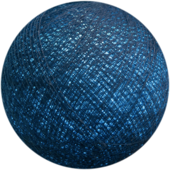 powdered blue - Premium balls - La Case de Cousin Paul