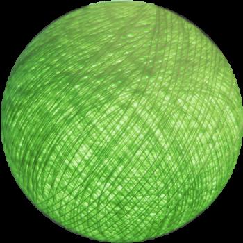 verde almendra - Bolas Premium - La Case de Cousin Paul