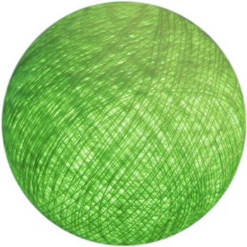 verde mandorla - Palle Premium - La Case de Cousin Paul