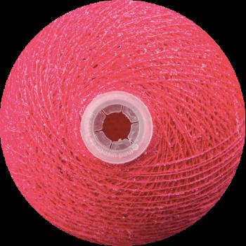 raspberry pink - Premium balls - La Case de Cousin Paul