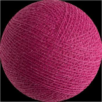 fuchsia - Premium balls - La Case de Cousin Paul