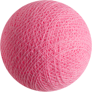 rosa claro - Bolas Premium - La Case de Cousin Paul