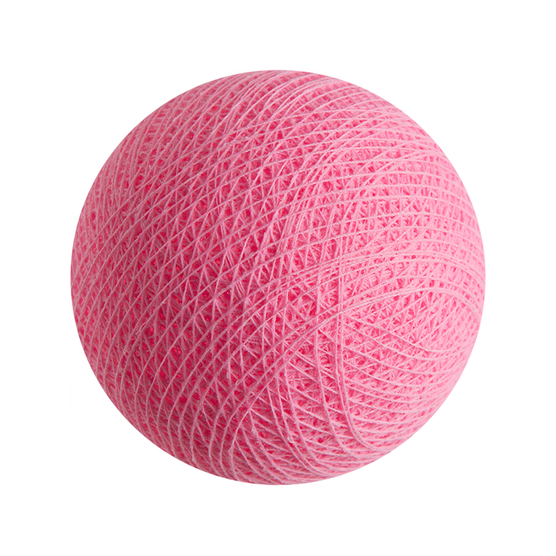 light pink - Premium balls - La Case de Cousin Paul