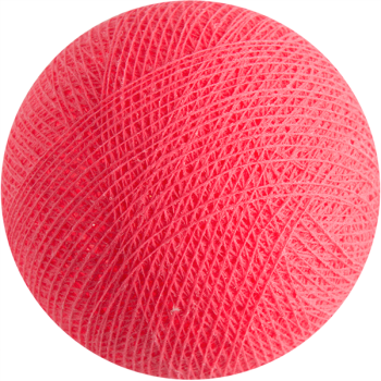 bubble gum pink - Premium balls - La Case de Cousin Paul