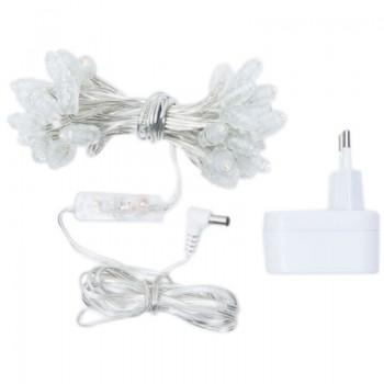 guirnalda Premium de 35 LED con cable transparente CE - Accesorios premium - La Case de Cousin Paul