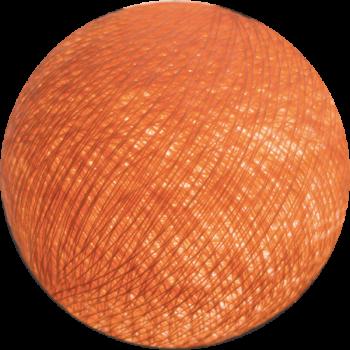 salmon pink - Premium balls - La Case de Cousin Paul
