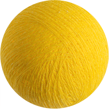 amarillo - Bolas l'Original - La Case de Cousin Paul
