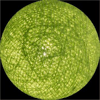 anise green - L'Original balls - La Case de Cousin Paul