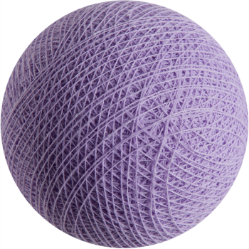 light purple - L'Original balls - La Case de Cousin Paul