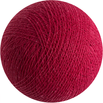 raspberry pink - L'Original balls - La Case de Cousin Paul