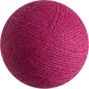 fucsia - Bolas l'Original - La Case de Cousin Paul