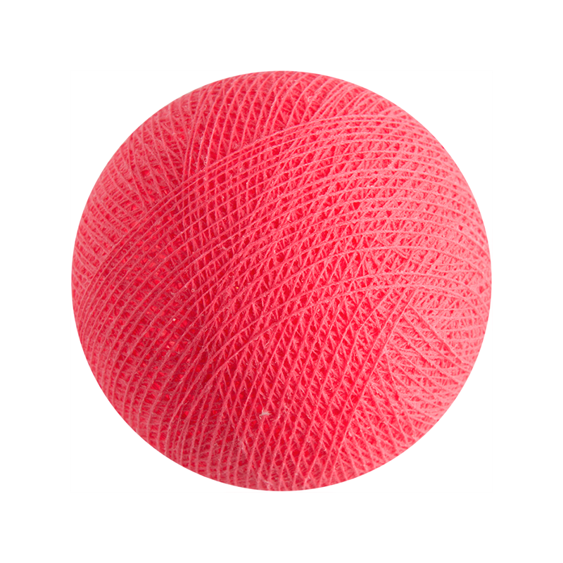 bubble gum pink - L'Original balls - La Case de Cousin Paul