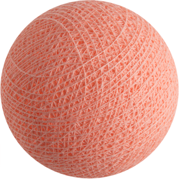 salmon pink - L'Original balls - La Case de Cousin Paul