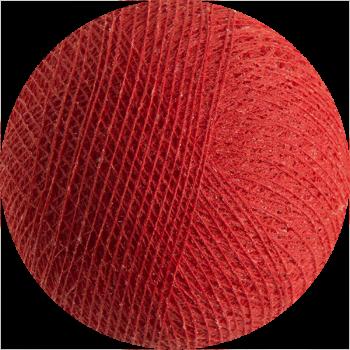 red - Outdoor balls - La Case de Cousin Paul