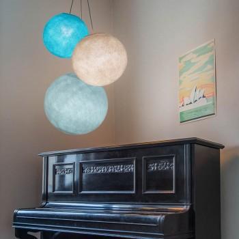 "Driedubbele lamp ""Sydney"" - Verlichting - La Case de Cousin Paul"