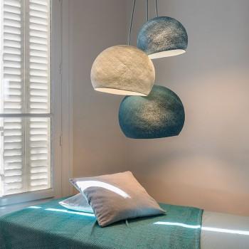 """Driedubbele lamp """"Une sieste l'après midi"""" - Driedubbele lamp - La Case de Cousin Paul"""