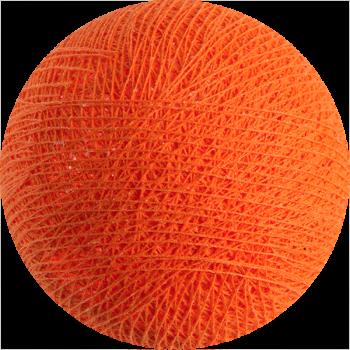 bright orange - Outdoor balls - La Case de Cousin Paul