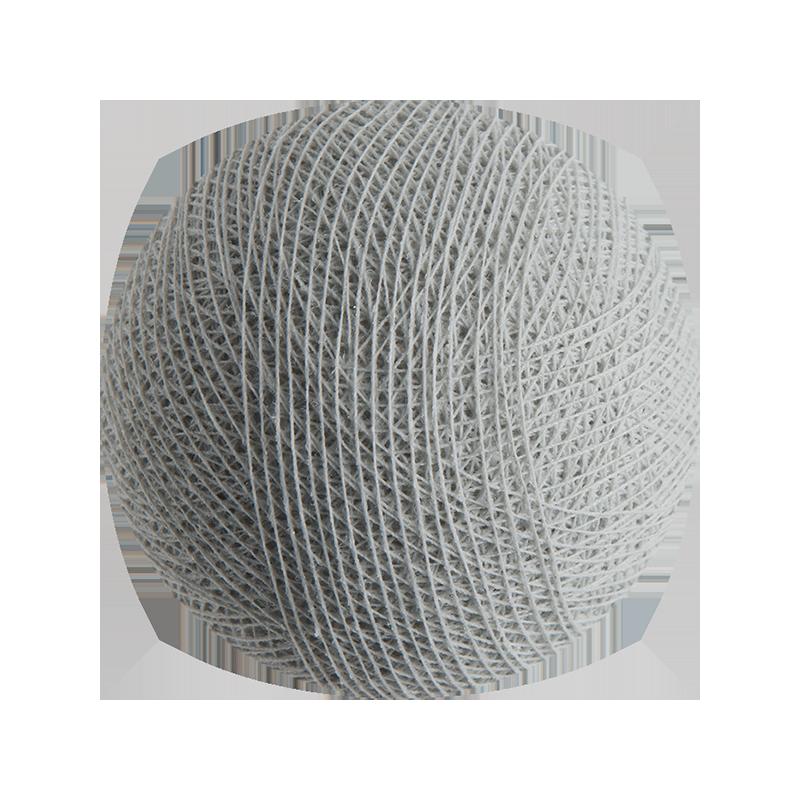 pearl grey - Outdoor balls - La Case de Cousin Paul