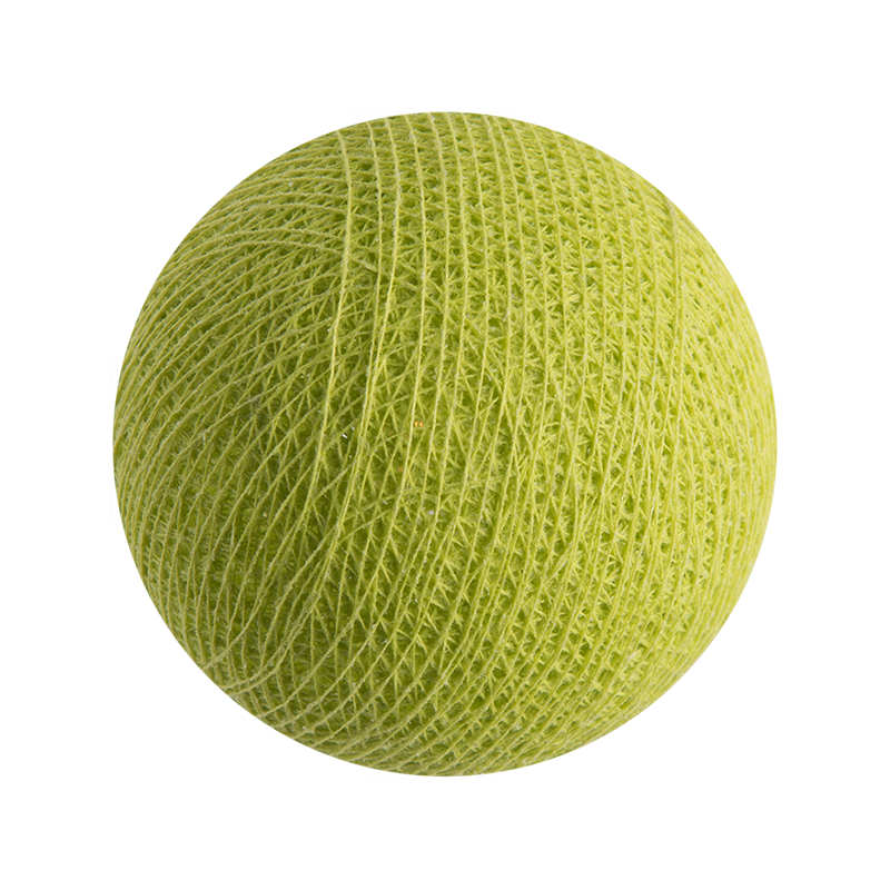 verde anís - Bolas Outdoor - La Case de Cousin Paul