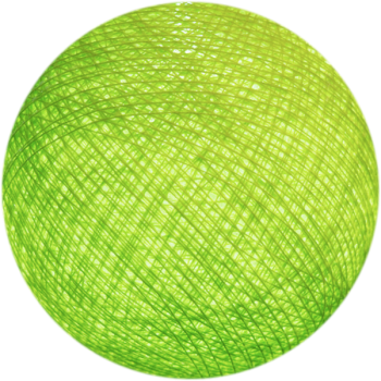 verde anice - Palle Outdoor - La Case de Cousin Paul