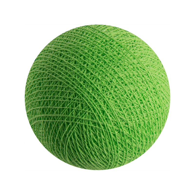 bright green - Outdoor balls - La Case de Cousin Paul