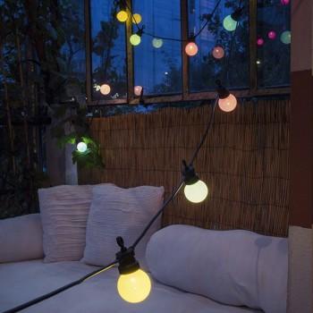 coffret extension LED guinguette maya bay, en situation