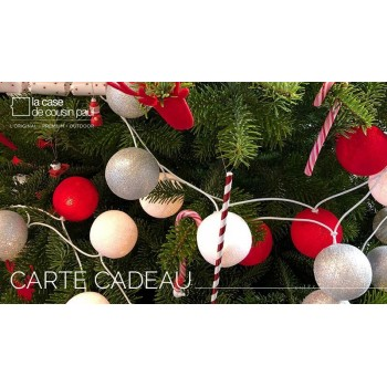 Gift card 35 - Home - La Case de Cousin Paul